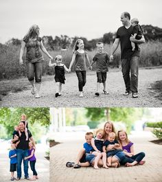 Adorable family photo shoot ideas, Gina Cristine Photography.  #TLSFfavthings #pinparty