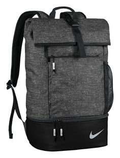 The Nike Sport Backpack features a fold-over top with buckle closure and  multiple accessory pockets to keep your gear secure and orga 919761af7b6b8