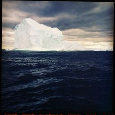 Iceberg in St. Anthony.