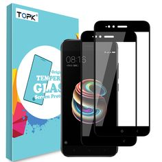 For XiaoMi Mi a1 Screen Protector ,TOPK HD Clear Full Coverage Tempered Glass for Xiaomi Mi a1 5X 4 GB 64 GB 5.5 inches  Price: 12.95 & FREE Shipping  #cheapproducts Iphone 6 Cases, Cell Phone Cases, Samsung Galaxy S 8, Anti Theft Backpack, Screen Protector, Free Delivery, Glass, Free Shipping, Drinkware