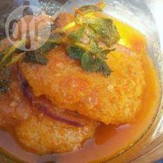 Tortitas arroz en salsa de jitomate @ allrecipes.com.mx
