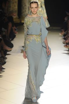 Elie Saab Fall Couture 2012.  Is there any Elie Saab dress that I don't like???