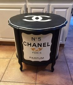 Just finished this Chanel inspired design