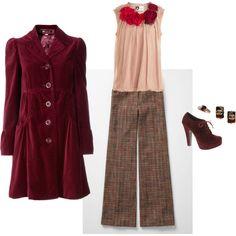 burgundy velvet thanksgiving