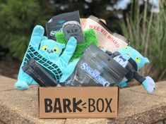 Get Free #Halloween Toy when you order Halloween Barkbox