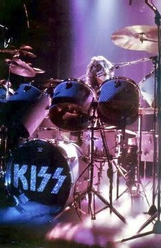 Kiss Images, Kiss Pictures, Gi Joe, Great Bands, Cool Bands, Fearsome Foursome, Kiss Members, Peter Criss, Vintage Kiss