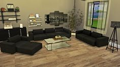 ESSATO DESIGN CONVERSIONS at Leo Sims via Sims 4 Updates  Check more at http://sims4updates.net/furniture/essato-design-conversions-at-leo-sims/