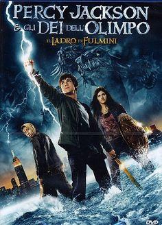 Percy Jackson E Gli Dei Dell'Olimpo - Il Ladro Di Fulmini: Amazon.it: Logan Lerman, Rosario Dawson, Uma Thurman, Pierce Brosnan, Sean Bean, ...