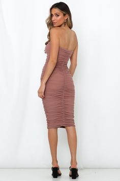 Ensure you booty is ALWAYS on display with our Killer Queen Dress! Queen Dress, Killer Queen, Tan Dresses, Outfit Goals, Perfect Party, Girls Night Out, Girl Birthday, Party Dress, Girl Outfits
