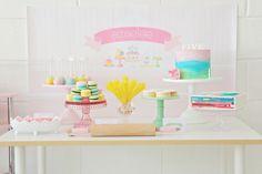 Baking Guest Dessert Feature | Amy Atlas Events