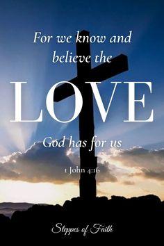 Bible Verses Quotes, Bible Scriptures, Faith Quotes, Christian Love, Christian Faith, 1 John 4, Bible Knowledge, God Jesus, Gods Love