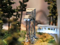 As a kid, I was always impressed with models. I was more impressed with full-blown dioramas - still am. These dioramas, though, aren't merely impressive;...