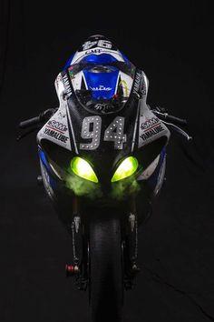 Yamaha YZF-R1 Team GMT94 World Champion 2014