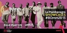 Break Salsa de Cali para el mundo, o mejor: para los Showcases del #BOmm2015: La @Mambanegralatin.