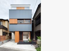 リオタデザイン『川風の家』