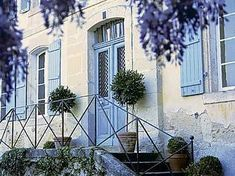 Love french shutters