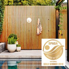 2019 Australia's Best Pool and Landscape - by Esjay Landscapes + Pools