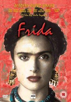 Salma Hayek spielt Frida Kalo