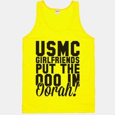 USMC Girlfriends put the ooo in Oorah! #military #USMC #marines #USMCgirlfriends #oorah