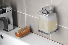 OLYMP dávkovač mýdla, chrom : SAPHO E-shop Liquid Soap, Soap Dispenser, Olympia, Bathroom Accessories, Coffee Maker, Kitchen Appliances, Shop, Products, Soap Dispenser Pump