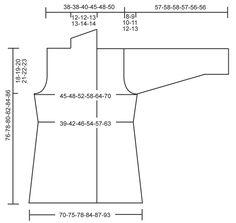 DROPS kabátek s límečkem a ažurovým vzorem pletený z příze Muskat. Velikost: S-XXXL.