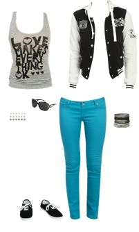 WetSeal.com Runway Outfit:  Hip by EdgeTrend. Outfit Price $108.00