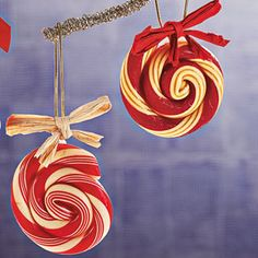 Edible Candy Cane Ornaments - Ornament Reviews