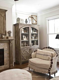 Decorate the Top of an Armoire   chatfieldcourt.com