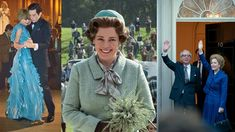 'The Crown' Season 4: What Actually Happened and How It Was Covered - The New York Times Princess Margaret, Princess Of Wales, The Crown Season, Prince Philip, Prince Charles, Season 4, Margaret Thatcher, Charles And Diana