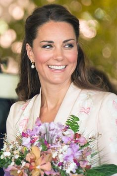 Duchess Of Cambridge Baby Nutrition And Health (Vogue.com UK)