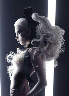 Avant-garde Hair | Poof