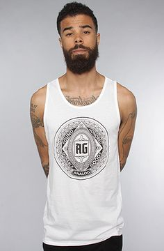 Analog The Monarch Tank in white