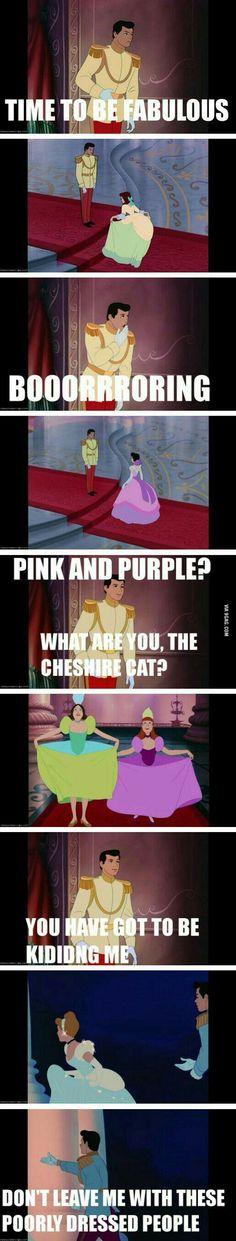 Sassy prince charming