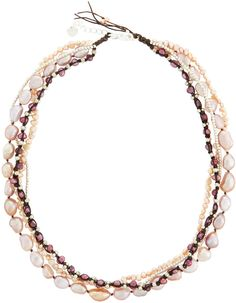 Nakamol Multi-Strand Pearl Necklace | LAST CALL BY NEIMAN MARCUS saved by #ShoppingIS