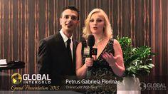 Global InterGold: Testimonianze di Sandro Albano e Gabriela Florina