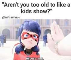 I am only 5 years older than the target audience so if you'll excuse me *watches Miraculous Ladybug*<<< uhm but srsly if this is a kids show, then I'm a heccing tortoise Miraculous Ladybug Wallpaper, Miraculous Ladybug Fan Art, Miraculous Ladybug Fanfiction, Meraculous Ladybug, Ladybug Comics, Ladybug Cakes, Lady Bug, Marinette E Adrien, Mlb