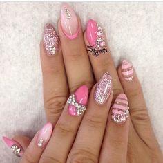Pinky princess like