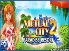 Virtual City 2 Paradise Resort  Android Game - playslack.com , Virtual City 2: Paradise Resort   create your heavenly point. In this incredible continuance of the strategy known for many groups you are waited by brand-new constructions, brand-new shackles of the act, brand-new work. The solar shore of Florida, snow-covered ajar attributes of Alaska, the mountain of Utah, the droughty States of Nevada again wait for your visit. make a casino, ajar a runner resort and make a crystal building…