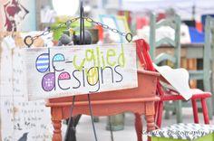 """September 2013 Junk Market """"de-uglied designs"""""""