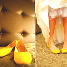 Yellow&White