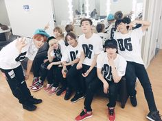 BTS Official Tweet - BTS @ TRB Thailand 150808