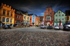 "Husum Germany - Loved this town. If you ever go, be sure to greet people with ""Moin"""