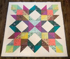 Fancy Tiger Crafts: Tula Pink's Acacia is here + a new quilt!