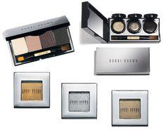 The Bobbi Brown 2009 Holiday Makeup Collection. Makeup Tips, Beauty Makeup, Beauty Tips, Beauty Products, Eye Makeup, Beauty Hacks, Bobbie Brown, Brunette Makeup, Brown Makeup