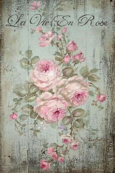 Furniture decals shabby chic french image transfer vintage Antique painted rose home Craft label script crafts scrapbooking card making Diy Decoupage Vintage, Vintage Diy, Vintage Cards, Vintage Flowers, Vintage Paper Crafts, Vintage Ideas, Shabby Vintage, Vintage Labels, Vintage Antiques