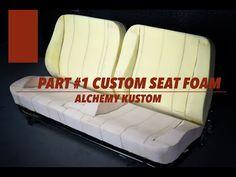 Diy Car Interior Upholstery, Auto Upholstery Shop, Automotive Upholstery, Custom Car Interior, Truck Interior, Interior Ideas, C10 Chevy Truck, Chevy Pickups, Chevy Camaro