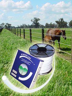 Border Line Fencing - Equine Fencing - Best Horse Fence | Amacron Technologies