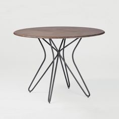 Modern Raines Bistro Table - Decorium.com