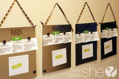 Chore Chart Ideas for Multiple Children! Love her ideas and tips too!