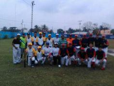 Candelaria, Campeche 19 de Mayo del 2017.- ( John Rosado/Beisbol Campechano ).- El pasado Sabado 13 de Mayo en el Estadio de Beisbol 20 de N...